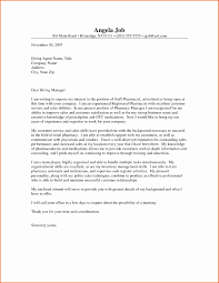 Pharmacy Tech Cover Letter No Experience Pharmacy Tech Cover Letter No Experience Pharmacy Technician Cover