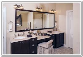bathroom vanity with makeup station. awesome bathroom concept vanity with makeup station intended for y