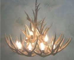 best 25 deer antler chandelier ideas on antler pertaining to antler chandelier