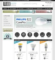 supplying a full range of domestic leds from spotlights to downlights and dimmable bulbs to outdoor and garden lights led lighting depot is also the only