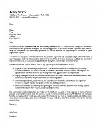 Cover Letter Sample Internship Final Snapshot Administrative And