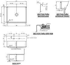 China Premium Single Kitchen Round Sink W Small Size Drainboard Small Kitchen Sink Dimensions