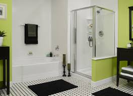 Bathroom  Small Ideas With Tub And Shower Mudroom Exterior Beach - Tv for bathrooms