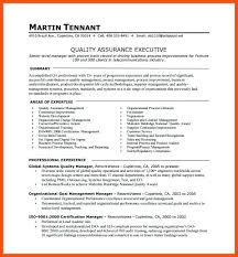 Eit Resume Sample Best of Eit Resume Sample One Page Resume Template Quality Assurance