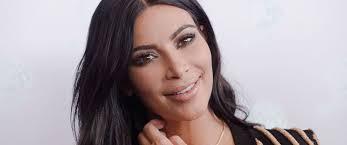 see kim kardashian s makeup free magazine cover abc news