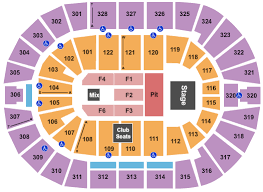 Bok Center Tulsa Oilers Seating Chart Bok Center Seating Chart Tulsa