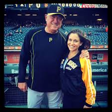 """Ashley Hurdle on Twitter: """"Pregame with Dad! @Pirates ..."""