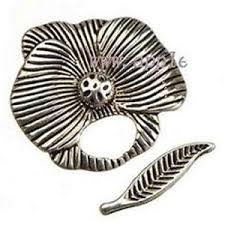 <b>50pcs new fashion jewelry</b> findings and components vintage silver ...