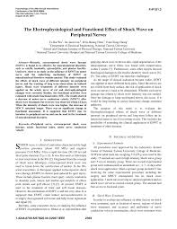 Tc Shockwave Ballistic Chart Hunting Pdf The Electrophysiological And Functional Effect Of Shock