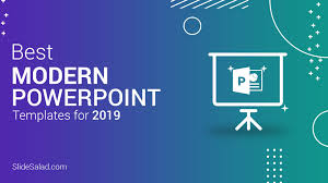 Power Point Tempaltes Best Modern Powerpoint Templates For 2019 Slidesalad