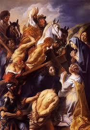 christ carrying the cross jacob jordaens