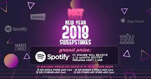 nxtstyle new year sweepstakes 5 winners 2 26 1pp18 sweetiessweeps