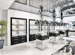 Jewelry Store Interior Design Simple Inspiration Design