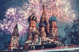Картинки по запросу новогодняя москва САЛЮТ