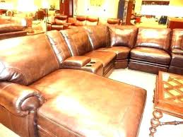havertys sofa leather sofa sectional sofa leather sectional sofa or cool brown by for living room