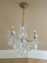 crystal chandelier for bathroom