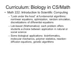 17 curriculum