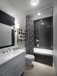 White bathroom tiles Metro Lushome Small Bathroom Tiles Old Design Trends Making Their Comeback