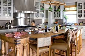 Beach Cottage Kitchen Cottage Kitchens Theme Island Kitchen Idea
