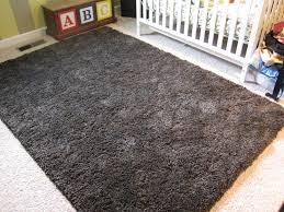 dark grey area rugs costco with crib and wooden floor for nursery decoration ideas mattress reviews free ikea rug computers at sams club jean