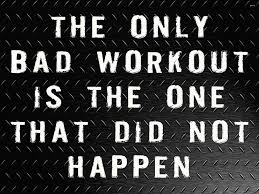 Workout Poster Gym Quotes Fitness Motivation Poster 18x24 Wo115