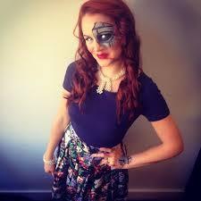 spfx makeup stepford wife makeup terminator housewife makeup brisbane sunshine coast makeup artist