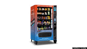 Frozen Product Vending Machine Magnificent Microwave Vending Machine From EatWave Vending Serves Up A Complete