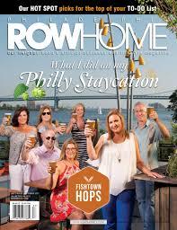 Issuu 2017 Rowhome Magazine By Summer Philadelphia RYw08xPq