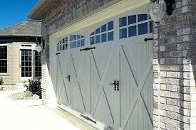 fake garage door windows s how to install