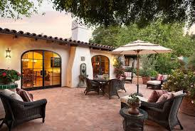 outstanding patio doors mediterranean with spanish style arched french