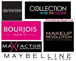 battle of the make up brands how much does a full face cost