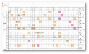 Sample 3 Month Calendar Template Ovulation Calendar 24 Months Calendar 24 Template Sample 24