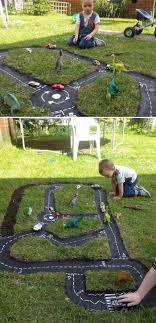 1. A Miniature Street for Racecar Fun
