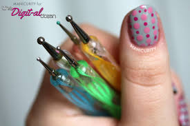 Nail Art Using Dotting Tool | Nail Art Designs