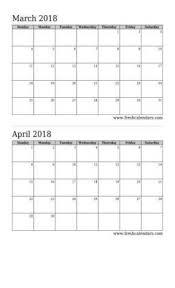 Running Calendar Template Terrific 30 Incredible Blank Calendar