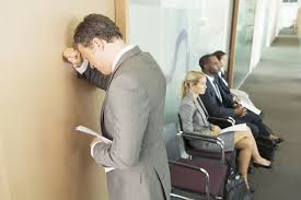 Tips To Save Face After Offending Interviewers Spilling Coffee On