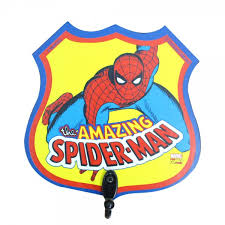 Spider Coat Rack Delectable Coat Rack 32 Hook Spider Man Geek Nerd