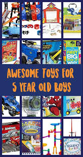 Best Gift Ideas for 5 Year Old Boys Popular Toys - Kids