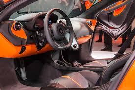 mclaren 570s interior. 2015 new york international auto show mclaren 570s interior mclaren 570s