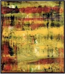 gerhard richter abstraktes bild 809 1 via art daily