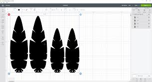 Free cut files can be used with leather or pleather and your cutting machine. Diy Feather Earrings Free Svg File Crafts Mad In Crafts