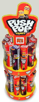 Push Pop Display Stand BAZ10000 PUSH POP DISPLAY STAND 100 OUTER FREE 56
