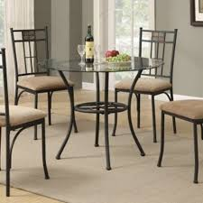 Kitchen Awesome Round Kitchen Table Sets Retro Dining Table