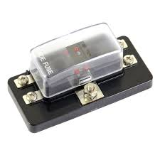 solar kit 40 watt inc 88ah battery the little house company Solar Fuse Box solar charge controller · 4 way fused distribution box solar panel fuse box