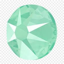 Light Green Crystal Light Green Background Png Download 900 900 Free