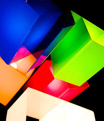 Plexiglass Light Acrylic Design Lamp Booklight Booklight Light Lamp