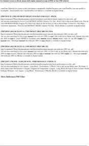 nissan td42 engine manual en espa ol PDF - PDF