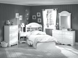 white bedroom with dark wood furniture – herbalteas.info