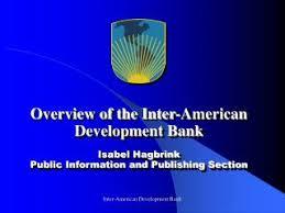 Iadb Organizational Chart Ppt Basic Facts The Idb Group Powerpoint Presentation