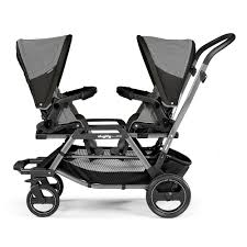 peg perego double stroller duette piroet  atmosphere  peg perego